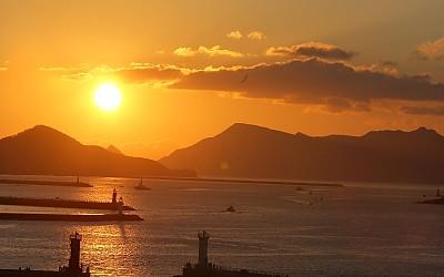 2008 삼천포 대교 해맞이 행사_이미지