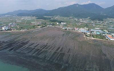 송포농공단지 항공사진_이미지